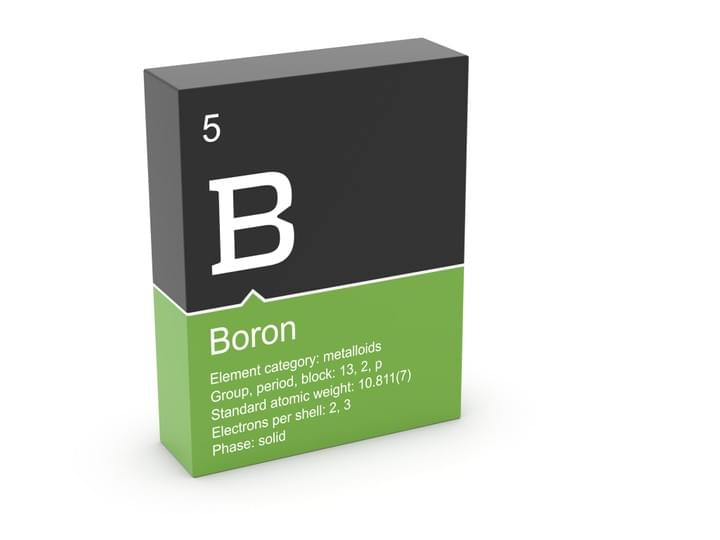 Boron Lowers Estrogen