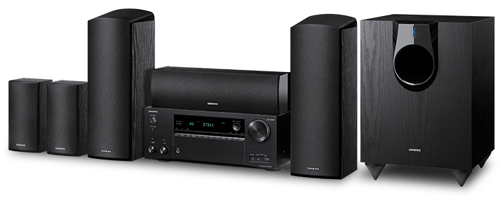 Onkyo HT-S7800 Network A/V Receiver & speaker system DTS:X