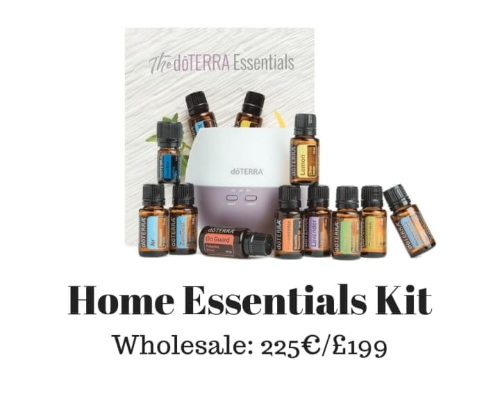 doTERRA Family Wellness Kit