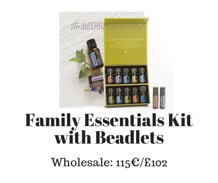 doTERRA Emotional Aromatherapy Diffused Kit