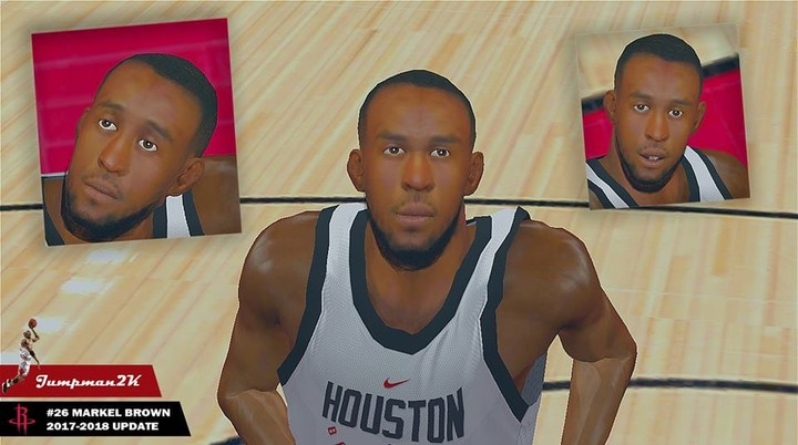 2ed03db6c2e Current & realistic cyberfaces of NBA players