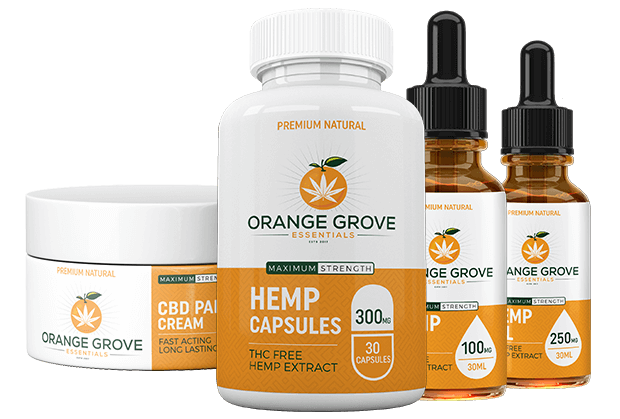 Whole Greens CBD Oil Free Trial on Strikingly