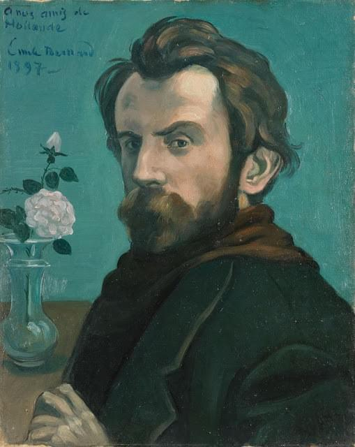 Bernard self-portrait 1897