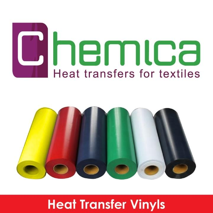 T Shirt Printing, T Shirt Printing Business, T Shirt Printing Package, Chemica Vinyl, Chemica, Vinyl, Heat Transfer, High Quality, Durable, Rubberized, PVC, Chemica Printable, Chemica Heat Transfer for textile, Perfect for shirts, Perfect for imprints, Perfect for Shirts, Vinyl, Advance printing, Vinyl for shirt, Designs for Shirts, Solvent Printable, Eco Friendly, Polyurethane, FirstMark, QuickFlex, Fashion, Flex Fashion, Glossy, Hot Mark Glossy,  Fashion Carbon, TW Mark, Chemica FirstMark, Chemica QuickFlex, Chemica Fashion, Chemica Flex Fashion, Chemica Glossy, Chemica Hot Mark Glossy, Chemica Fashion Carbon, Chemica TW Mark, Chemica Vinyl, Chemica Cad Cut, Chemica Printable, Polyurethane, matte, shinny