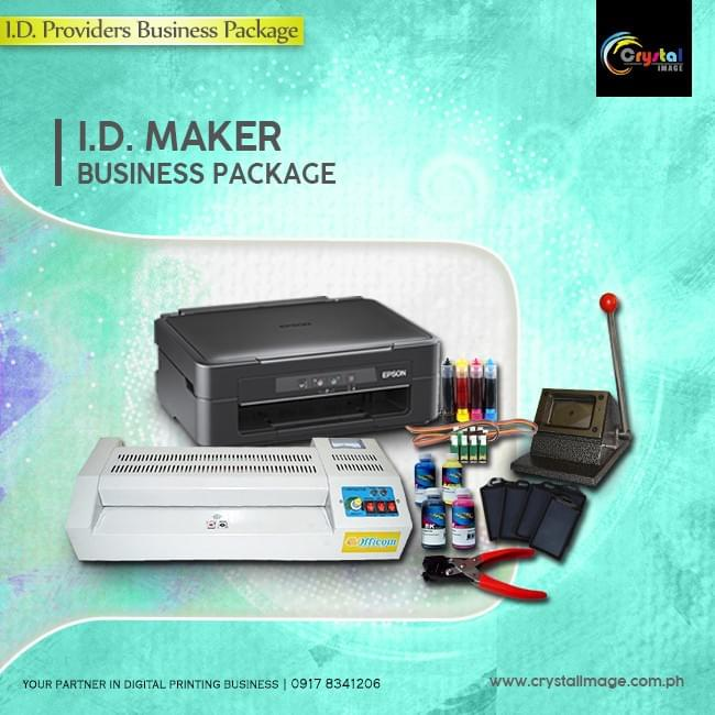 ID Maker Supplier  in the Philippines