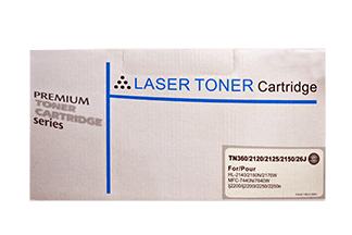 Cartridge, Laser Printer, Toner, Printer, Laser Toner Brother TN360/2120/2125/2150/2175/26J, Brother