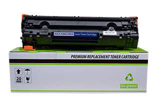 Cartridge, Laser Printer, Toner, Printer, Laser Toner HP-283A