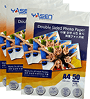 Photopaper, Double Sided Photopaper, Yasen Photopaper