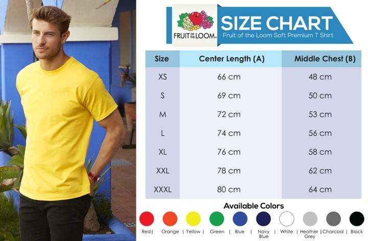 T Shirt Printing, T Shirt Printing Business, T Shirt Printing Package, Fruit of the Loom, Fruit of the Loom Supplier, Fruit of the Loom PH, Fruit of the Loom Philippines, T Shirt, Gildan, Blue Corner, Kentucky, Hanes