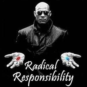 Radical Responsibility on 51 Core Initiations, startover.xyz, Possibility Management