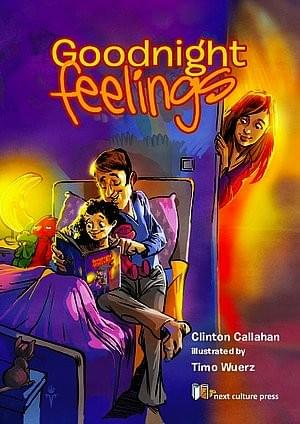 Goodnight Feelings by Clinton Callahan from Next Culture Press