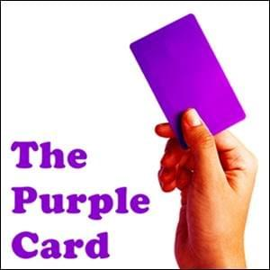 The Purple Card StartOver.xyz Possibility Management