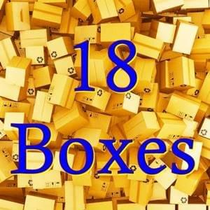 18 Eighteen Boxes StartOver.xyz Possibility Management