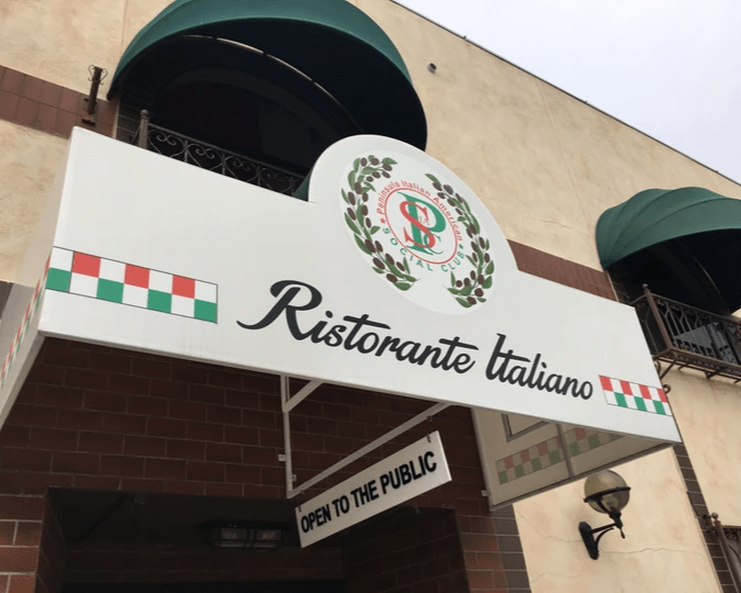 Traditional Italian Restaurant in San Mateo