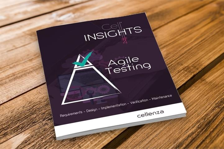 Agile Testing / Cellenza / BourguignonDesign