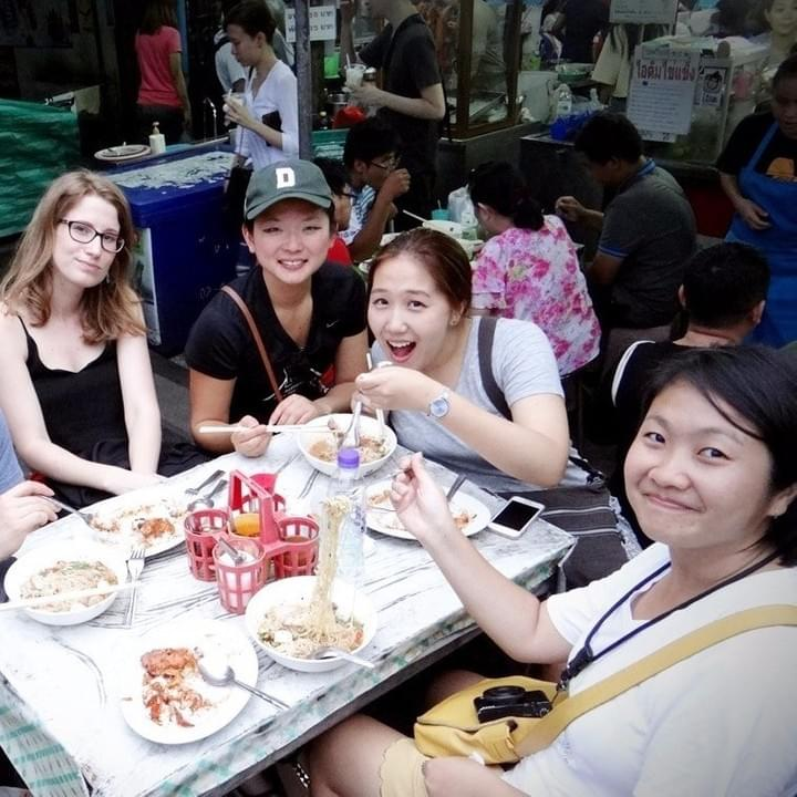Street Food Tour Thonburi Bangkok
