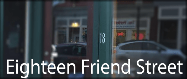 Eighteen Friend Street Gift Shop  Amesbury