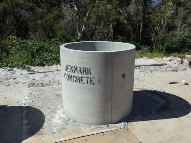 Denmark Concrete Septic Tanks
