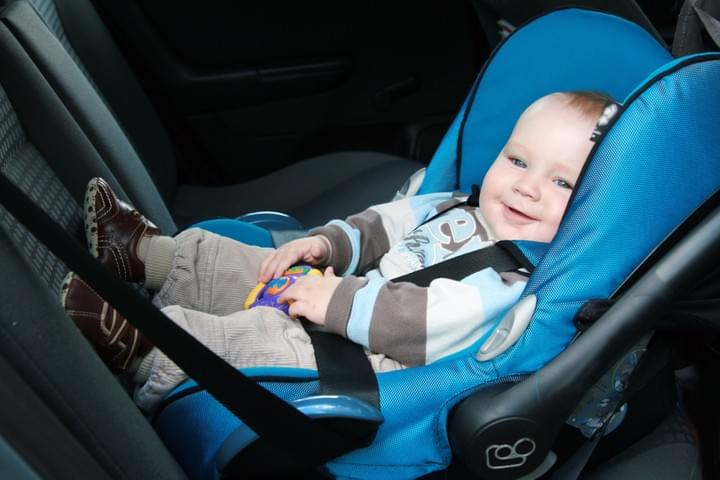 Glasgow Airport Transfers Baby Car Seats