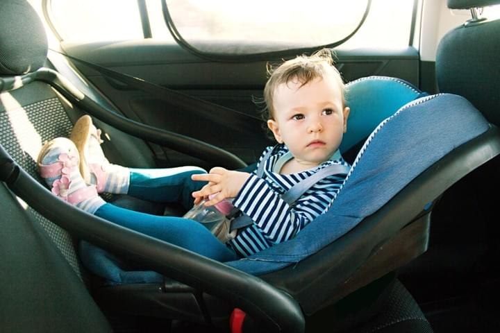 Glasgow Airport Transfers Rear Facing Baby Car Seats