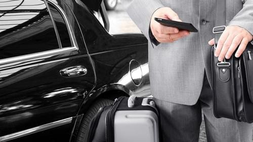 Corporate Airport Transfers Service