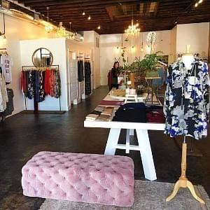 Mint Boutique, Downtown Dublin, GA
