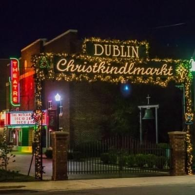 Christkindlmarkt, Downtown Dublin, GA