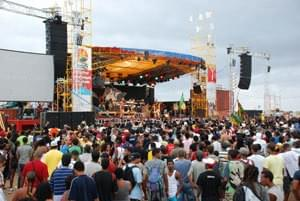 Baia das Gatas: Cape Verde's biggest and oldest music festival