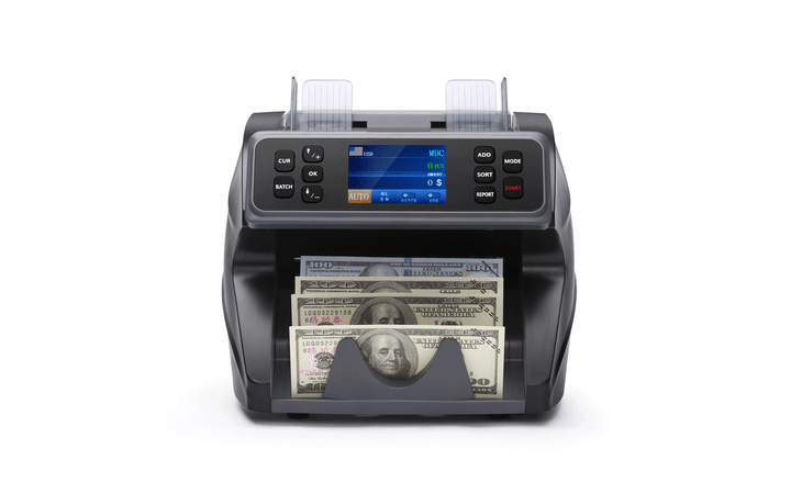 value mix currency counting machine