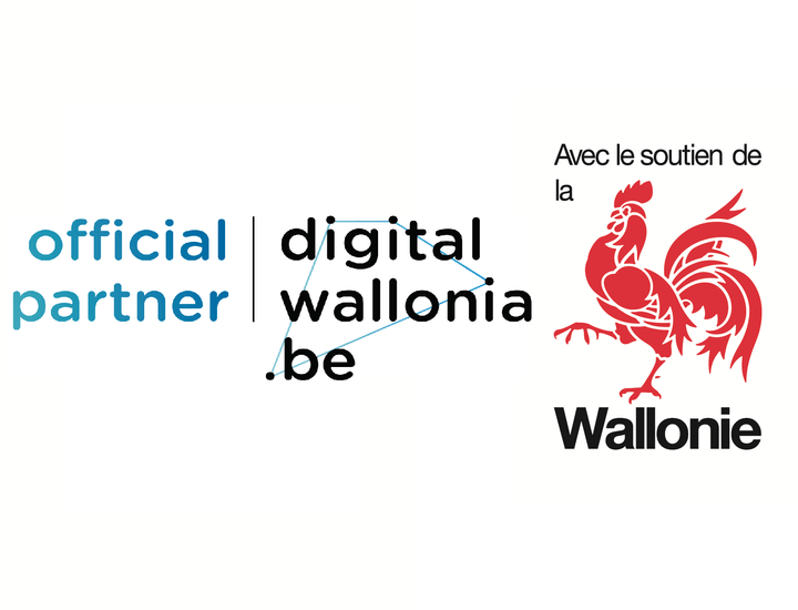 Partenaire officiel Digital Wallonia