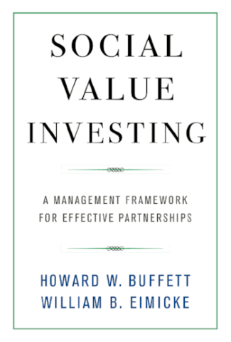 Social Value Investing provides tools and insights to maximize collaborative efficiency and positive social impact, so that major public programs can deliver innovative, inclusive, and long-lasting solutions.