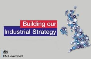 Industrial Strategy green paper cover