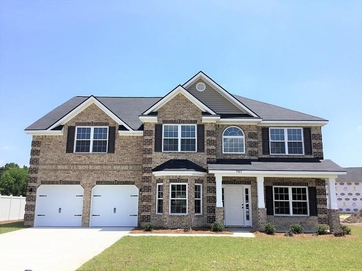 Custom homes in Midway, GA | RTS Homes