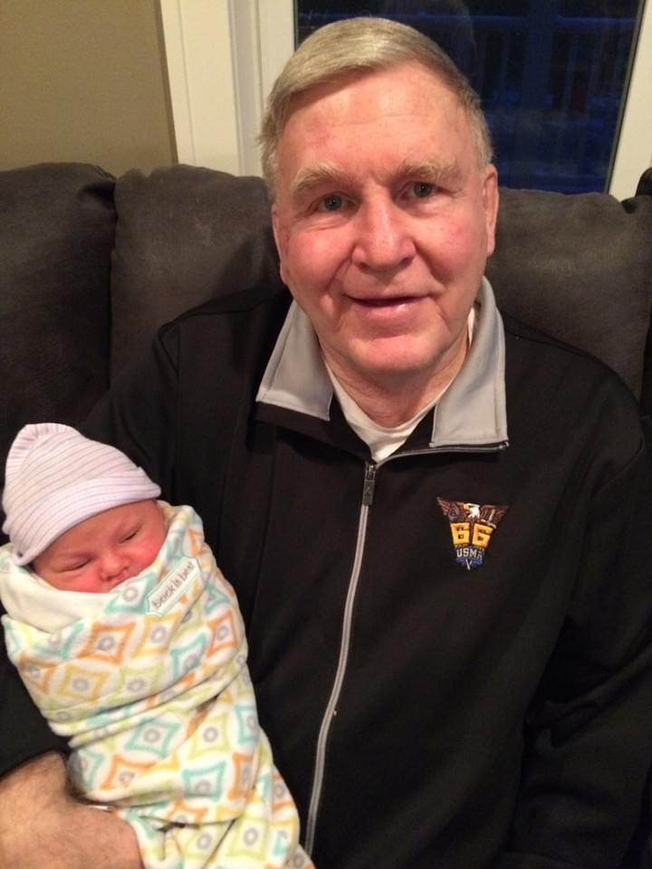 Bobs new Grandson 2017 John Michael!