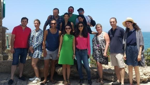 Tel Aviv University - All-Access Mission 2017 forges fresh ties to TAU