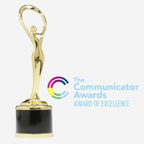 The Communicator Award of Excellence for Images of the Motherland Interactive Theatre