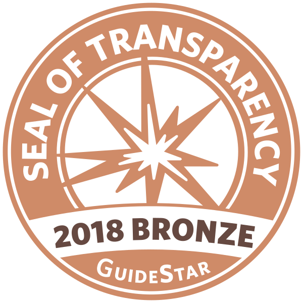 Guidestar Seal of Transparency for Images of the Motherland Interactive Theatre