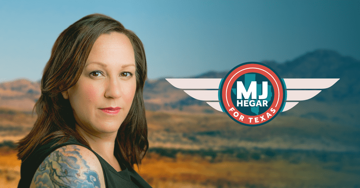 Donate to MJ Hegar for Senate