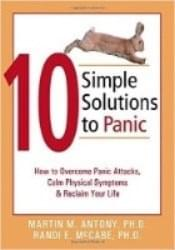 self-help resources for panic attacks and anxiety