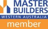 We are a Master Builders WA member.