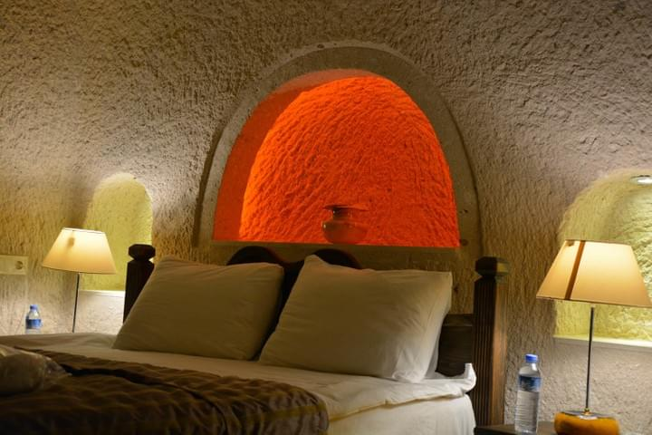 Aden Hotel Cappadocia Executive Cave Triple Room