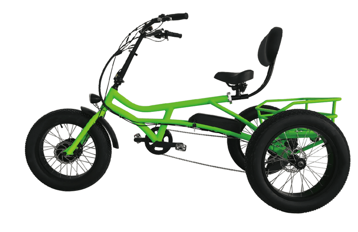 Goplus electric trike