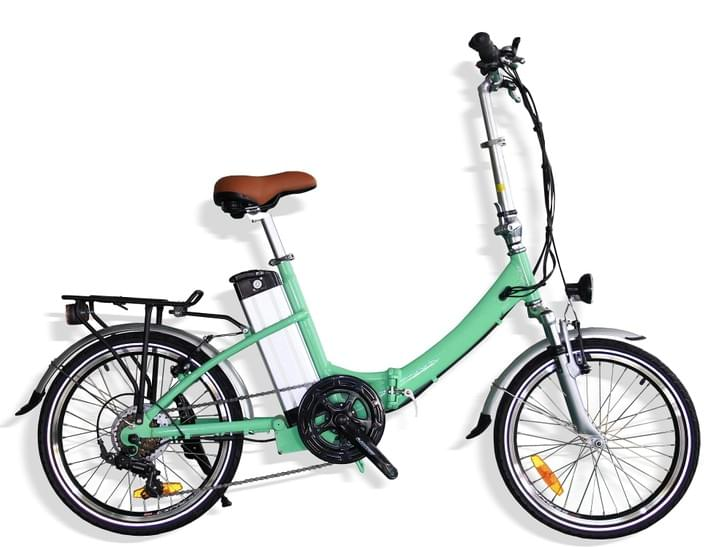 Foldable ebike, electric bicycles