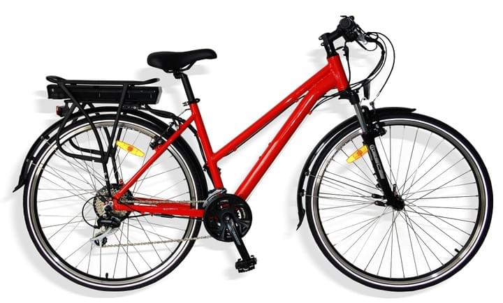 trekebike, electric bicycles trek woman