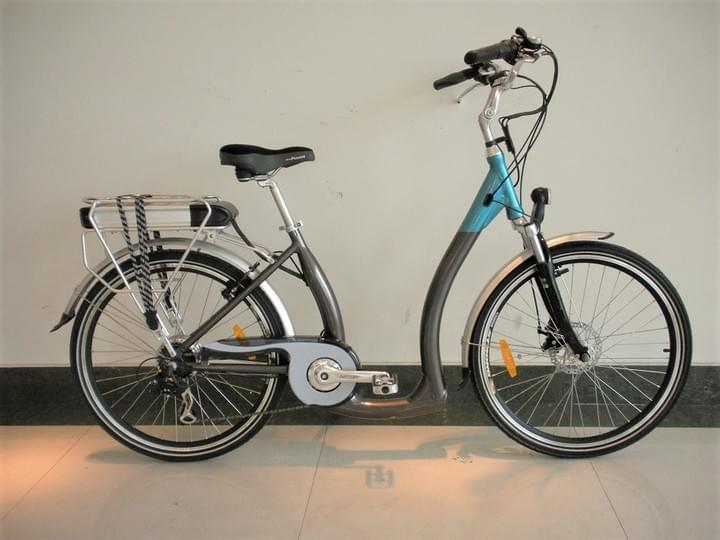 lady ebikes - electric bicycles step ebike