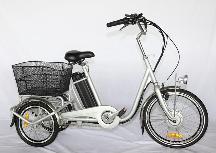 electric trike gearser T4B