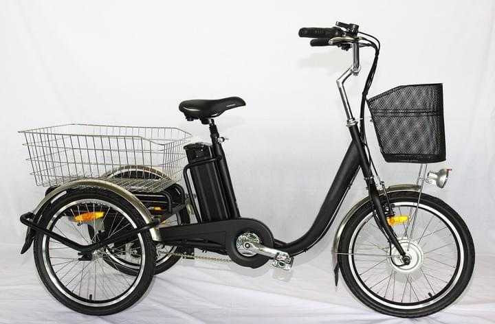 electric trike T4B gearser