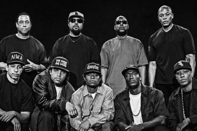 Straight Outta Compton NWA Group