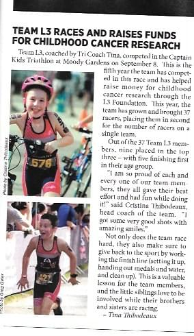 Texas Runner and Triathlete News Fall Issue 2019