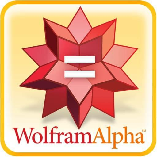 WolframAlpha: A tool to help you visualize math problems.